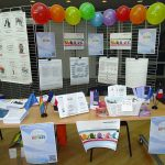 Stand de Personn'Ailes au forum des associations