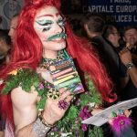 Drag queen au Printemps des Assoces